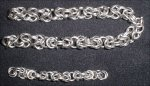 Stainless Steel Byzantine Chains